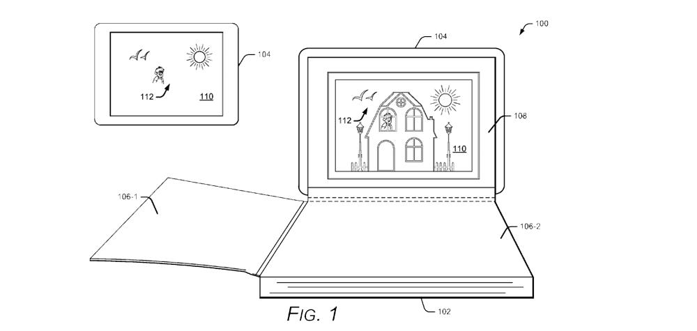 Le livre à réalité augmentée par mobile de Google