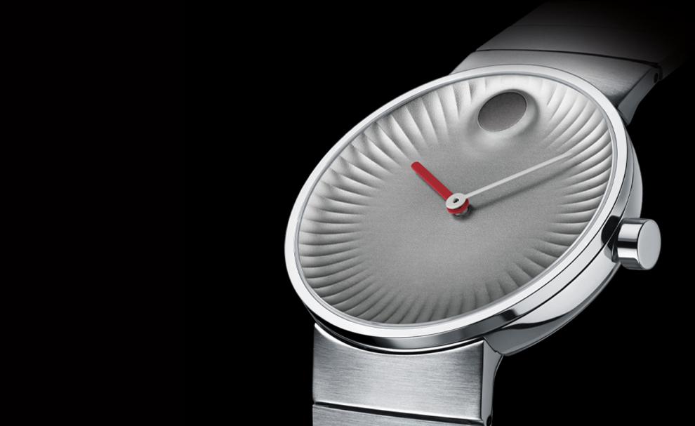 Une montre Movado
