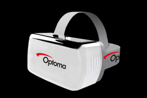 Le casque VR d'Optoma