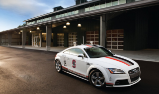 La voiture autonome de Stanford, la Shelley