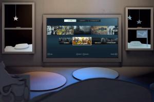 Le SteamVR Desktop Theater Mode