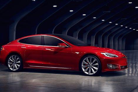 La Tesla Model S 2016