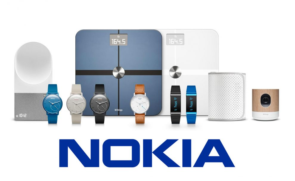 Nokia rachete Withings