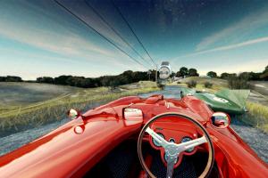 L'expérience Carrera Story en VR
