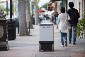 Le robot de livraison Carry
