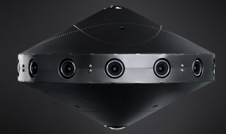 Le prototype Surround 360