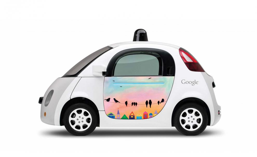 voiture autonome google et fiat partenaires. Black Bedroom Furniture Sets. Home Design Ideas