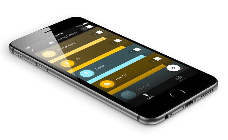 App Philips Hue