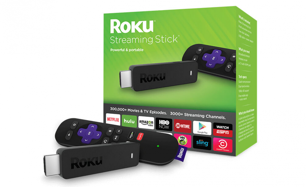 how to connect roku to tv with cable box