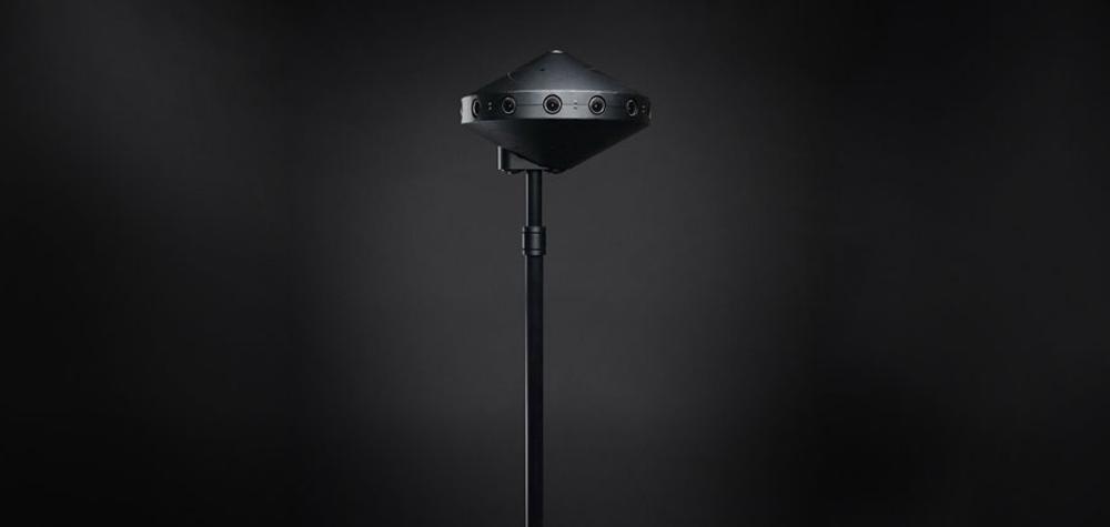 Le prototype Surround 360