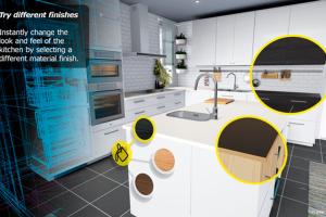 L'app VR de Ikea