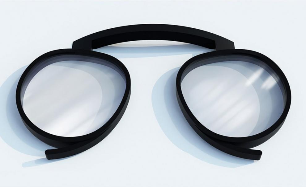 ... Et voici les lunettes de vue pour casque VR. Les lunettes de VR Lens Lab 188406f37da4