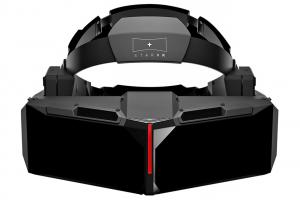 Le casque de réalité virtuelle StarVR