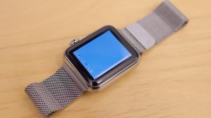 L'Apple Watch sous Windows 95