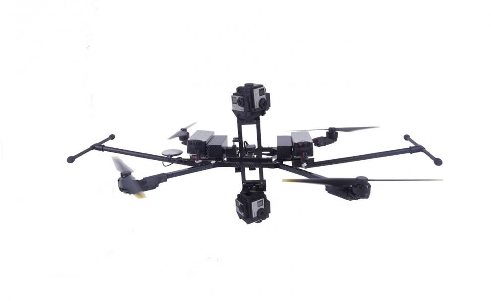 Le Drone Volt Janus 360