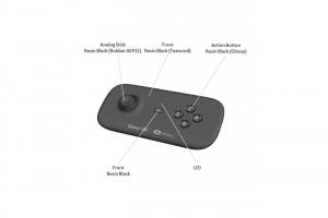 Manette du Samsung Gear VR