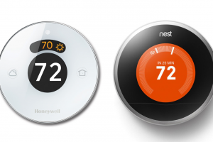 Honeywell VS Nest