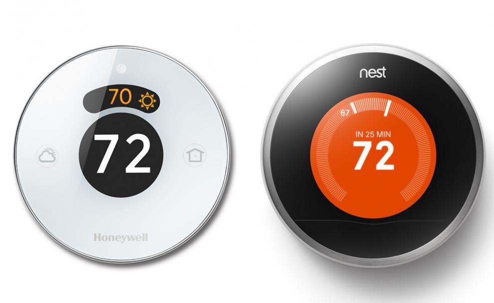 Honeywell VS Nest