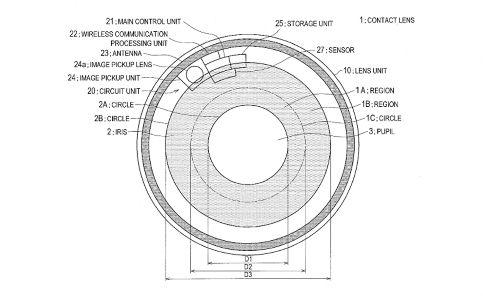 Une illustration du brevet