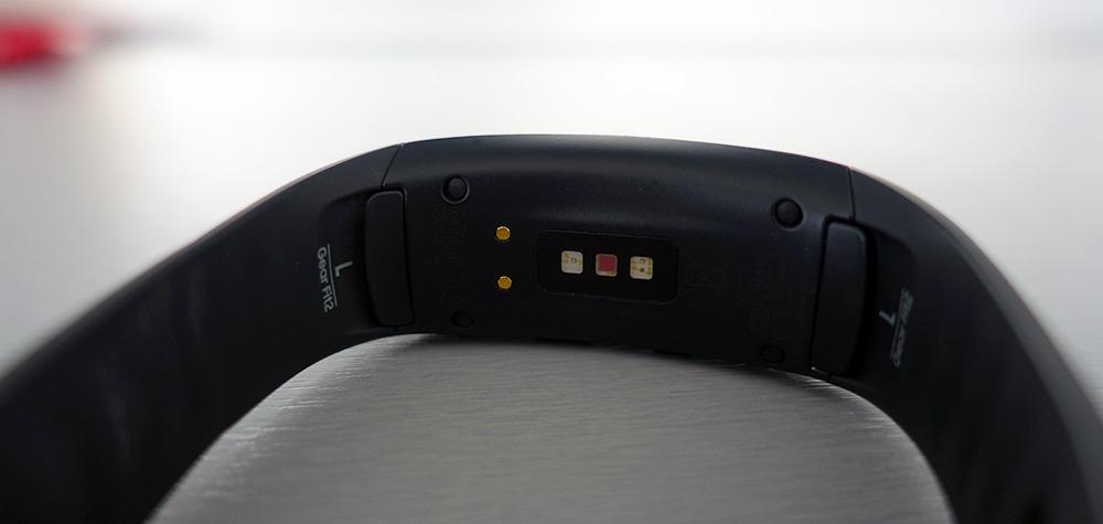 Capteur Cardiaque Gear Fit2