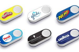 Les nouveaux Amazon Dash Buttons