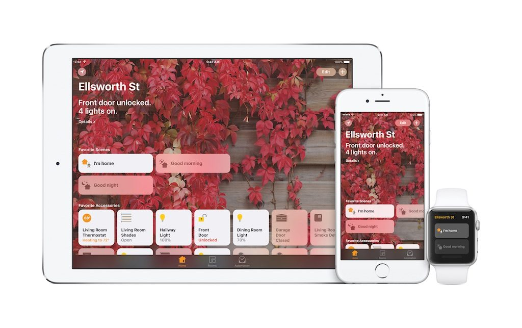 iOS10-Home