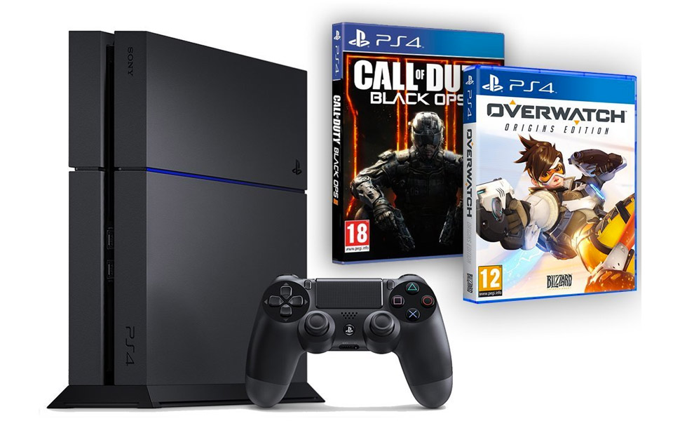 Bon plan sur la PS4