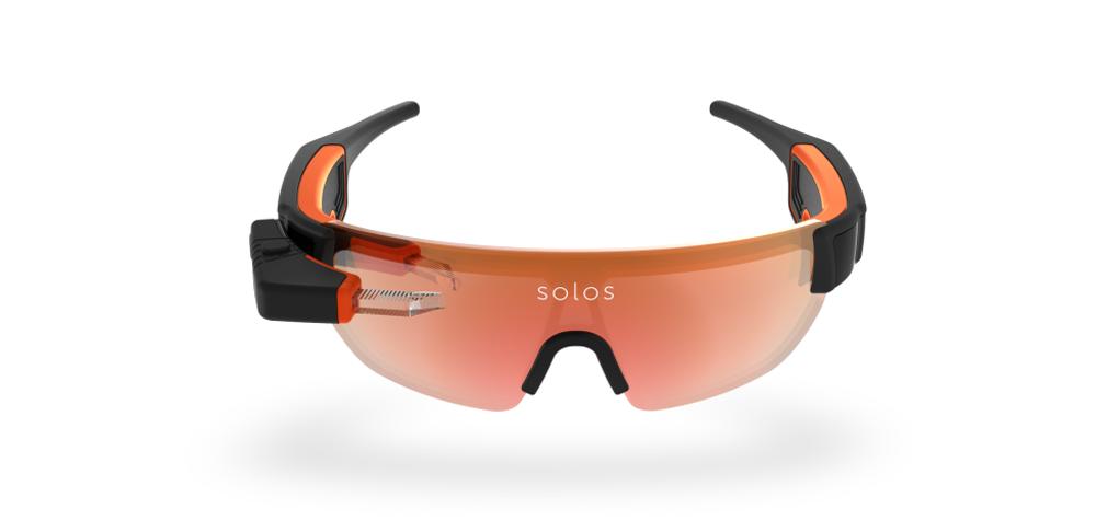 Les lunettes connectées Solos