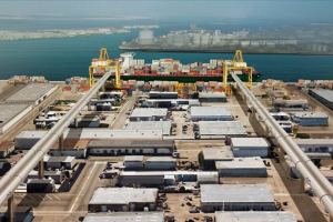 Le port de Jebel Ali