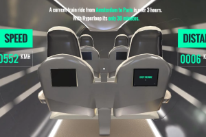 Hyperloop VR