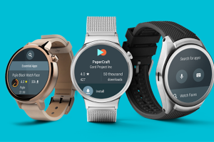 Le Play Store sur Android Wear