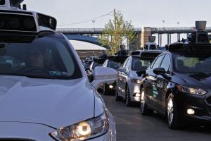 Ford autonome Uber