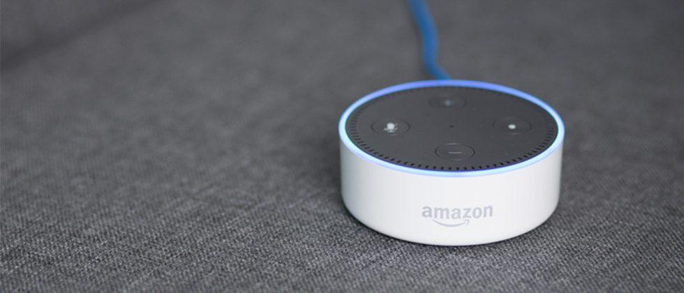 Amazon Echo Dot en France