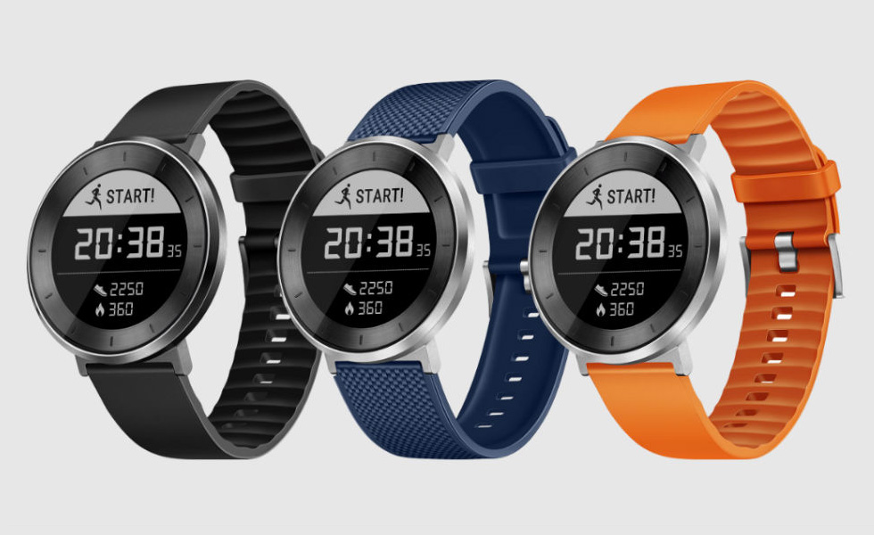 Huawei Fit : une montre connectée sportive