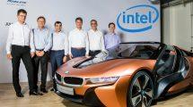 Alliance entre Intel Mobileye et BMW