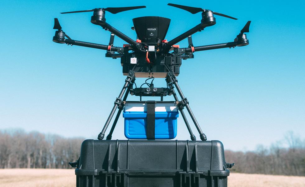 Drone médical