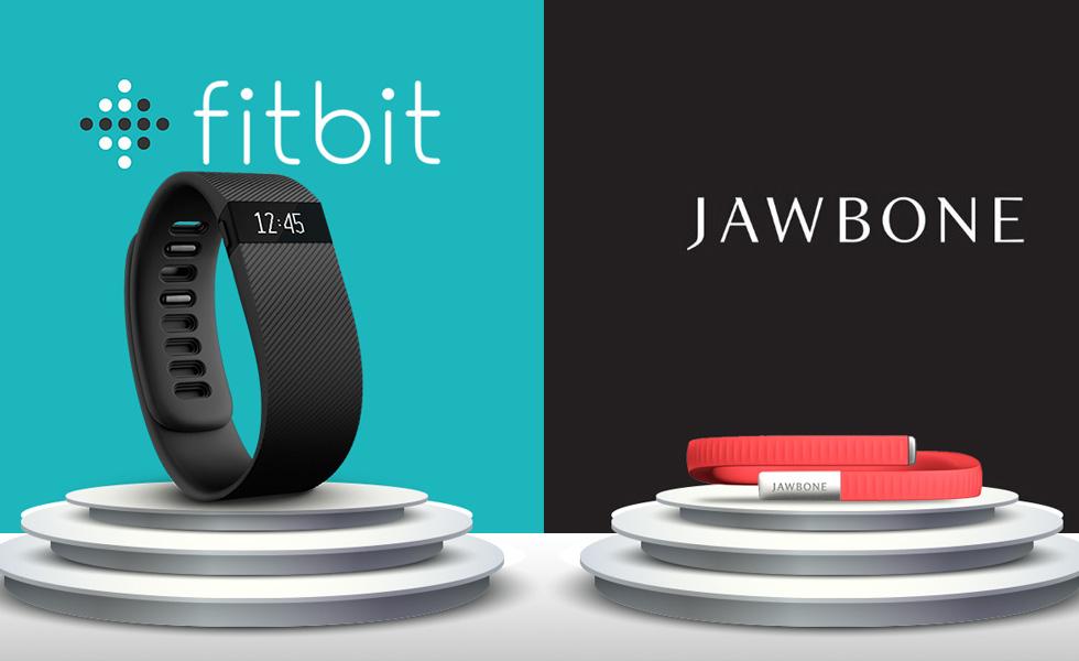 Fitbit Jawbone