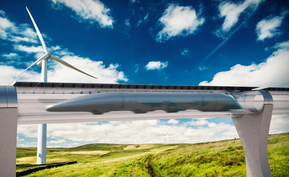 Hyperloop débarque à Toulouse !