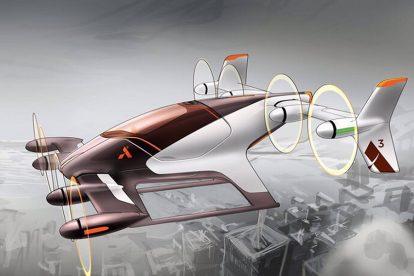 Voiture Volante Airbus