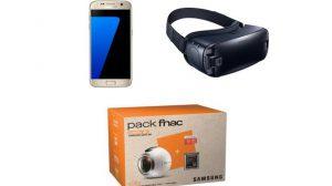 Pack Samsung Soldes