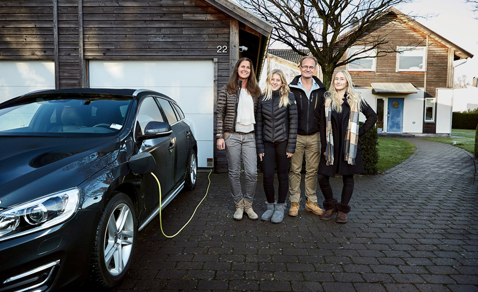 Volvo Drive Me Project