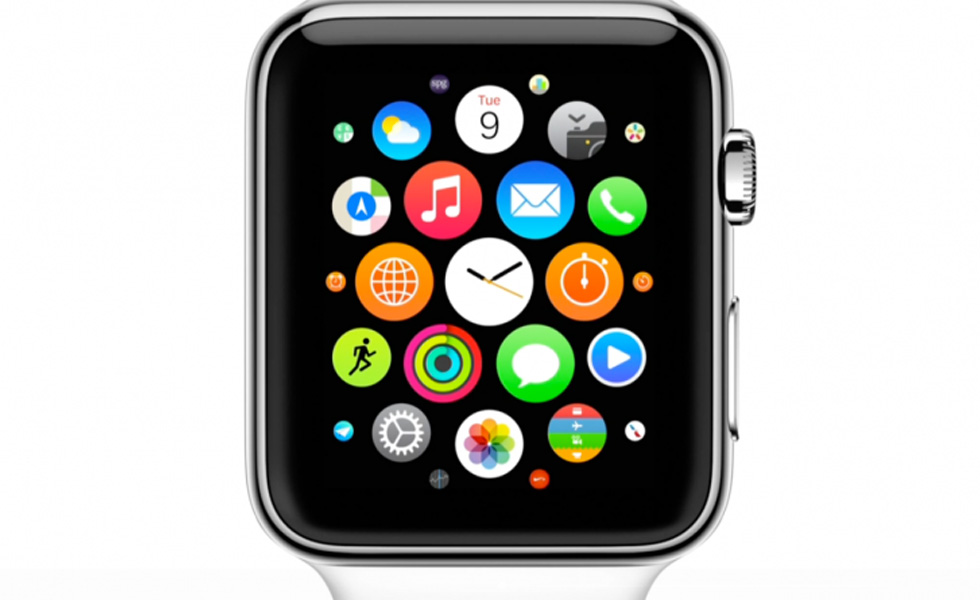 Application Apple Watch