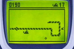 Snake 3310