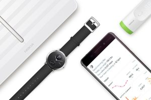 Withings devient Nokia