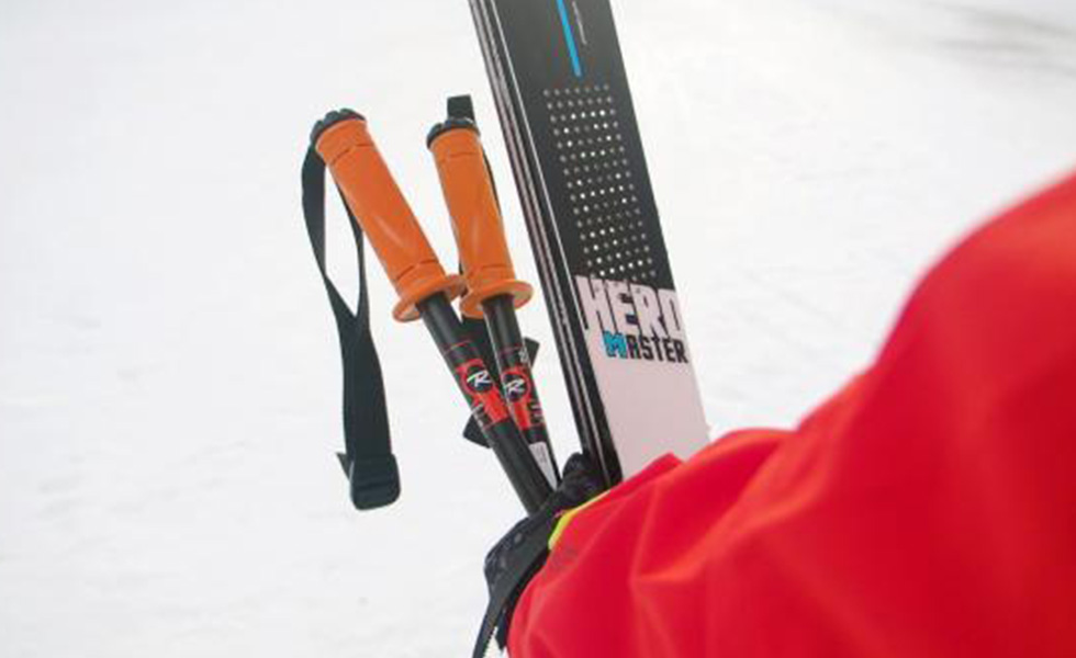 ski hero master
