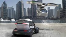 Airbus Concept Véhicule Autonome