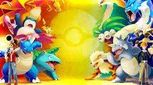 Pokemon GO Arenes