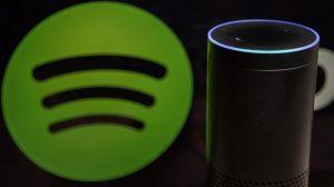 Objet connecté Spotify