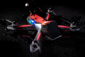 Le drone officiel de 2017