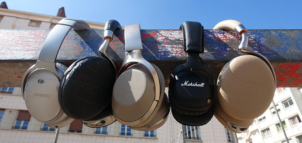 Tout savoir sur les casques Bluetooth et